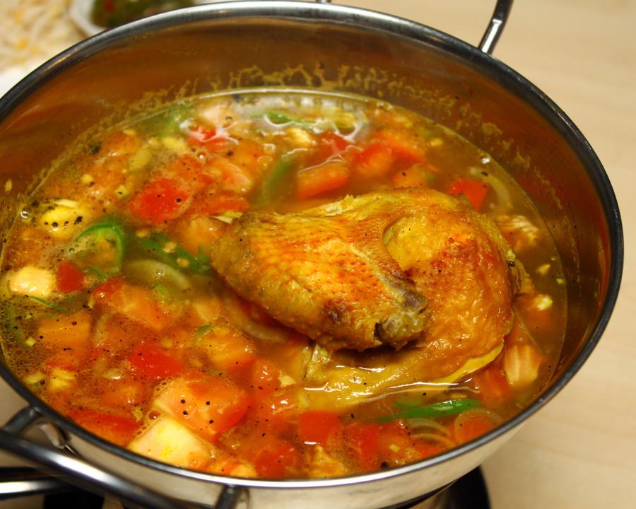 Medium arabic chicken haneeth