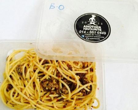Small b aglio
